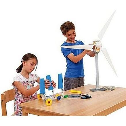 bouwdoos windgenerator