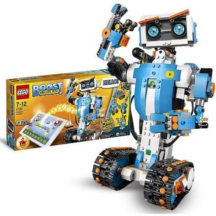 Contructiedoos robot boost