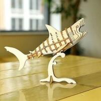 modelpuzzel haai