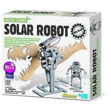 solar robot bouwdoos