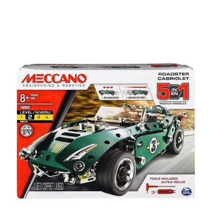 Meccano raceauto
